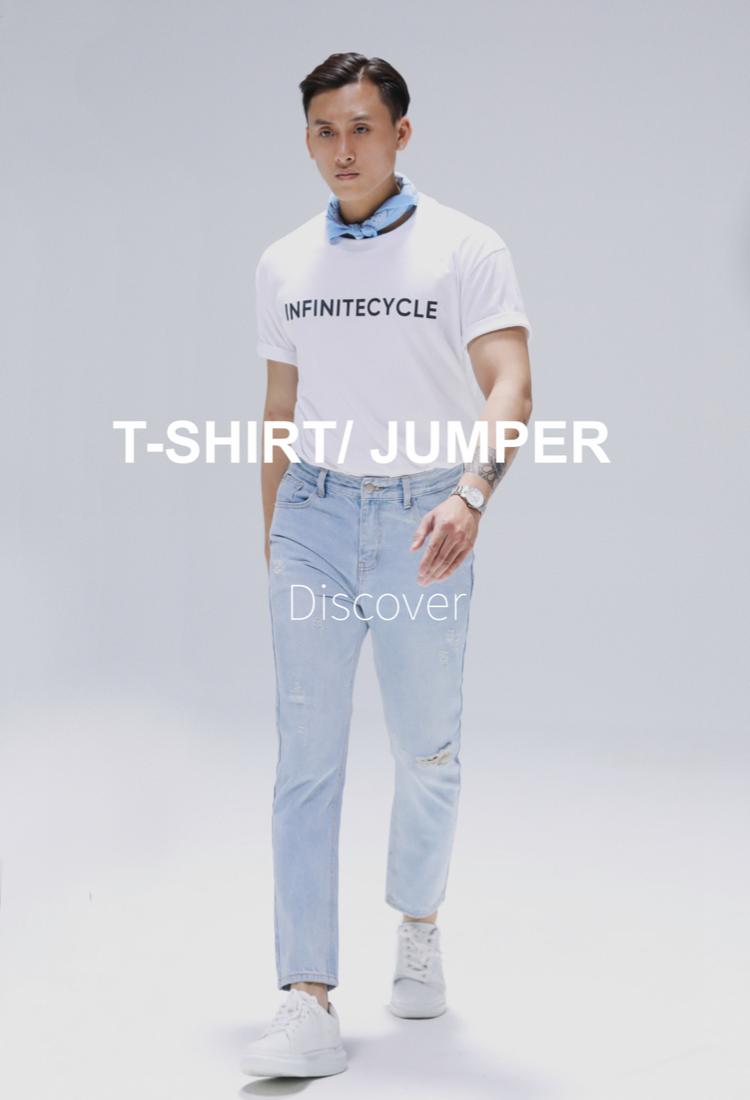 T-SHIRT / JUMPER